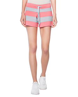 JUVIA Short Striped Coral