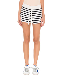 JUVIA Short Stripes Blue White