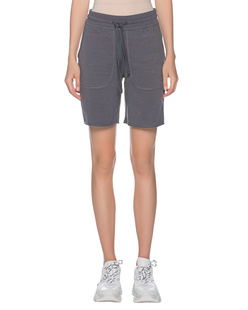 JUVIA Fleece Shorts Anthracite