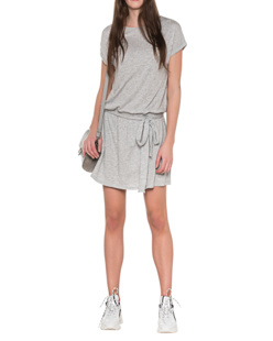 JUVIA Short Grey