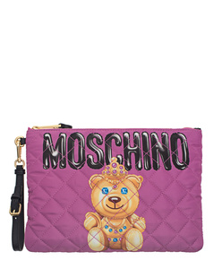 MOSCHINO Quilted Pink