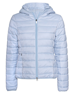 JUVIA Light Down Hood Blue
