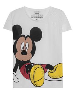 FROGBOX Sitting Mickey white