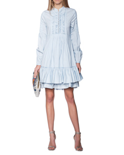 SLY 010 Double Layer Light Blue