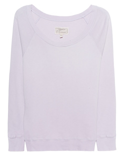 CURRENT/ELLIOTT The Seaside Sweatshirt Lilac