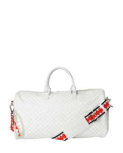 SPRAYGROUND Sharks in Paris White