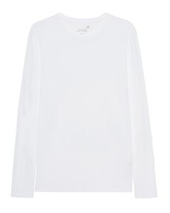 JUVIA Basic Shirt Long White