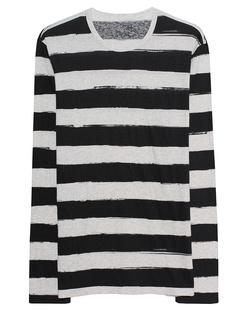 JUVIA Striped Black