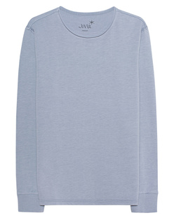 JUVIA Crew Neck Light Blue