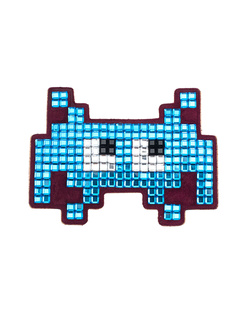 ANYA HINDMARCH Space Invader Diamante