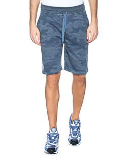 JUVIA Joggingshort Camo Blue