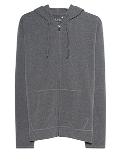 JUVIA Hooded Zip Anthracite