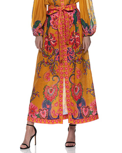 ZIMMERMANN Lovestruck Paisley Orange