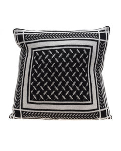 LALA BERLIN Cushion Trinity Classic Nero