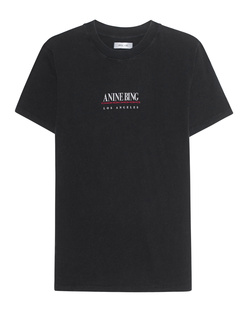 ANINE BING Lili Link Washed Black
