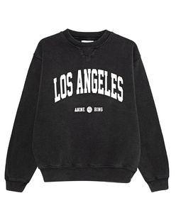 ANINE BING Ramona Los Angeles Washed Black