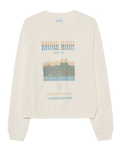 ANINE BING Desert Road Off White