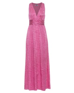 BOUTIQUE MOSCHINO Clean Animal Long Pink