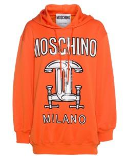 MOSCHINO Workshop Hood Orange