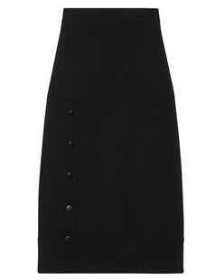 ALEXIS Neicy Button Black