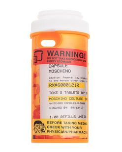 MOSCHINO Capsule Medicine