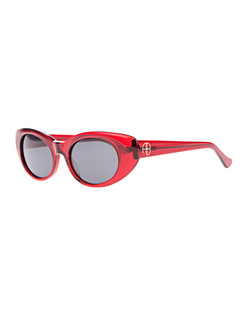 ANINE BING Sunglasses Ojai Red