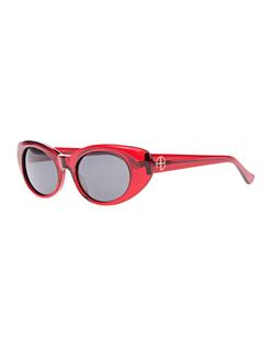 ANINE BING Sunglasses Ojai Red