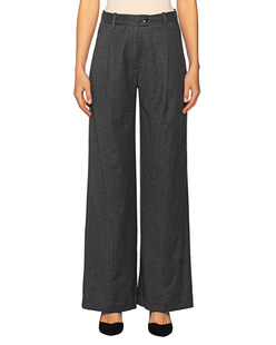 NINE IN THE MORNING Alice Wide Leg Grey