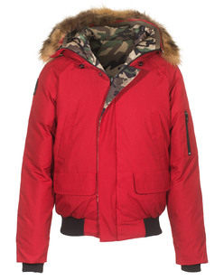 SNOWMASS Adventure Reversible Red