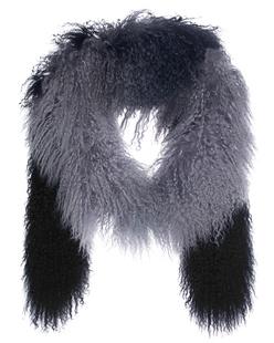aprilmarch Fluffy Black Grey