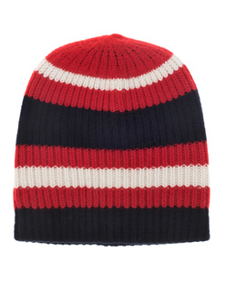 Madeleine Thompson Larissa Beanie Red