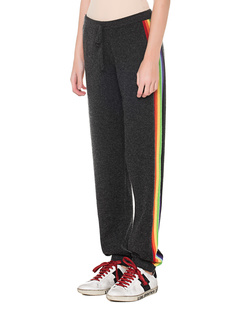 Madeleine Thompson Rainbow Jogger Grey