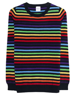 Madeleine Thompson Mars Rainbow Multicolor