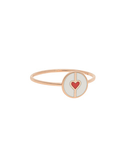 ART YOUTH SOCIETY Circle Of Love White Slim