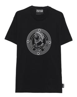 72e577b221493b VERSACE JEANS COUTURE Print Shirt Black ...