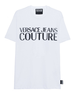 VERSACE JEANS COUTURE Logo Couture White