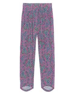 JADICTED Paisley Elastic Pants