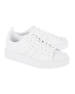 ADIDAS ORIGINALS Superstar Bold White