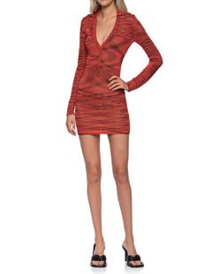 ALEXIS Sara Short Saffron Red