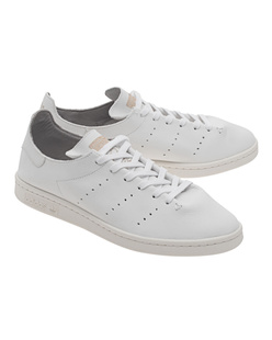 ADIDAS ORIGINALS Stan Smith Lea Sock White