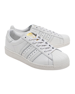 ADIDAS ORIGINALS Superstar Boost Vintage White