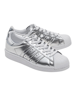 ADIDAS ORIGINALS Superstar Boost Silver Metallic