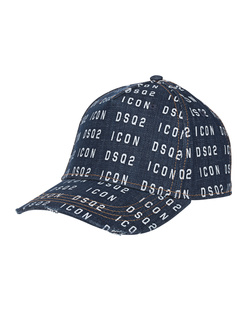 DSQUARED2 Dsquared H-Cap ICON Denim