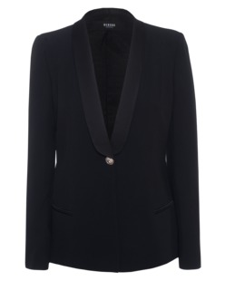 VERSUS VERSACE by ANTHONY VACCARELLO Giacca Tessuto Button Black