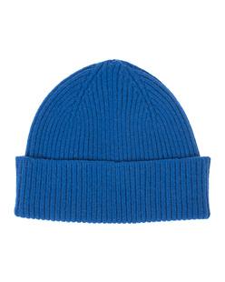 LE BONNET Clean Knit Azure Blue