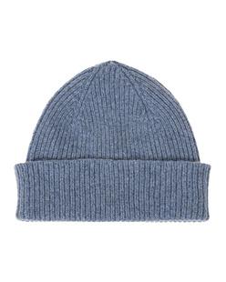 LE BONNET Clean Knit Washed Denim Blue
