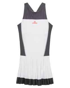 ADIDAS BY STELLA MCCARTNEY Tennis Dress White Grey