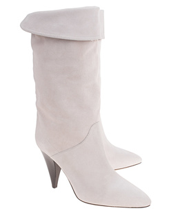 Isabel Marant Étoile Lestee Boots Off-White