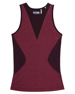 ADIDAS BY STELLA MCCARTNEY Train Tank Dark Burgundy