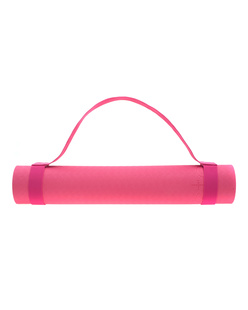 ADIDAS BY STELLA MCCARTNEY Yoga Mat Shock Pink/Ruby Red